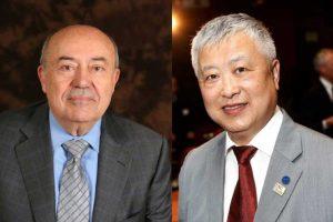 祝贺Andrew J. Viterbi和Ming Hsieh当选为美国国家发明家协会院士