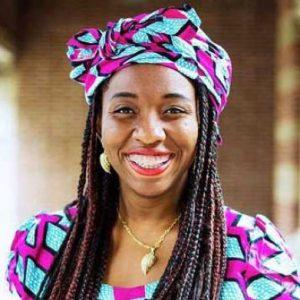 南加州大学盖茨千年奖学金得主Joy Ohiomoba