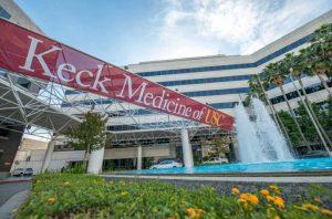 南加州大学Keck医学院附属医院被评为全美最佳医院