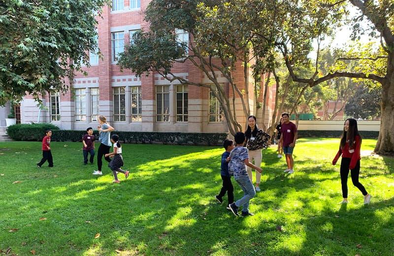 南加大学生社团在疫情期间让音乐在小学继续回荡-南加州大学中文官网