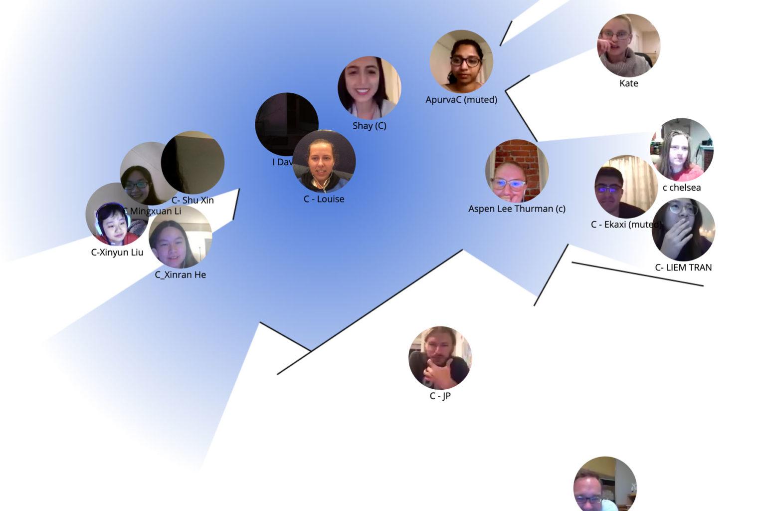 """""""工作室伙伴""""项目为USC建筑专业的学生们构建数字化友谊-南加州大学中文官网"""
