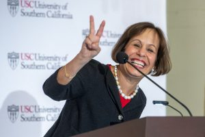 Carol L. Folt将出任南加州大学第12任校长-南加州大学中文官网