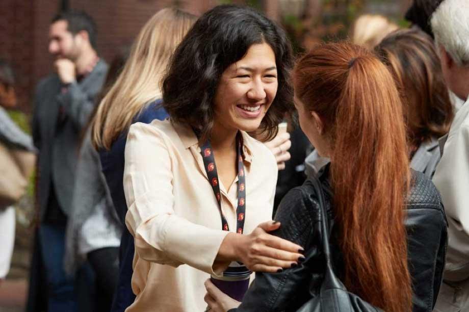 南加州大学Marshall女性企业家峰会