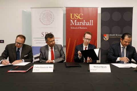 Mexico Lecture Agreement Usc Marshall