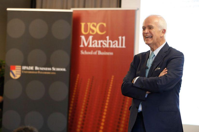 南加州大学和墨西哥商学院携手打造国际讲座系列-南加州大学