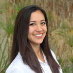 Rachel Udabe - 南加州大学新晋Fulbright奖学金获得者