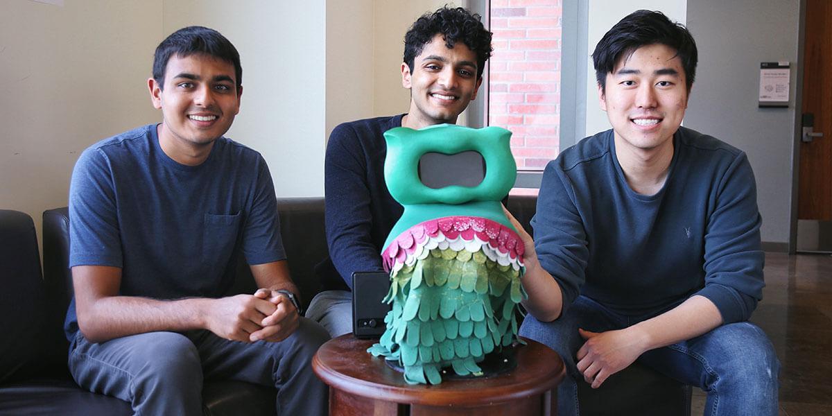 社交辅助机器人帮助自闭症儿童学习-南加州大学中文官网