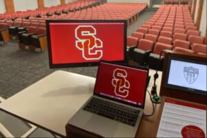 USC学生可获得技术支持