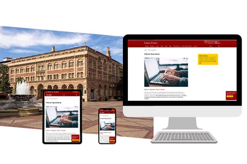 南加州大学虚拟就业中心上线,与学生保持联系-南加州大学中文官网