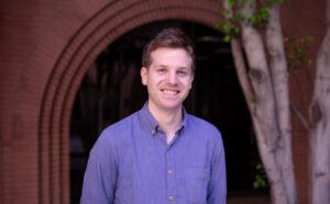 高年级博士生Brendan Miller