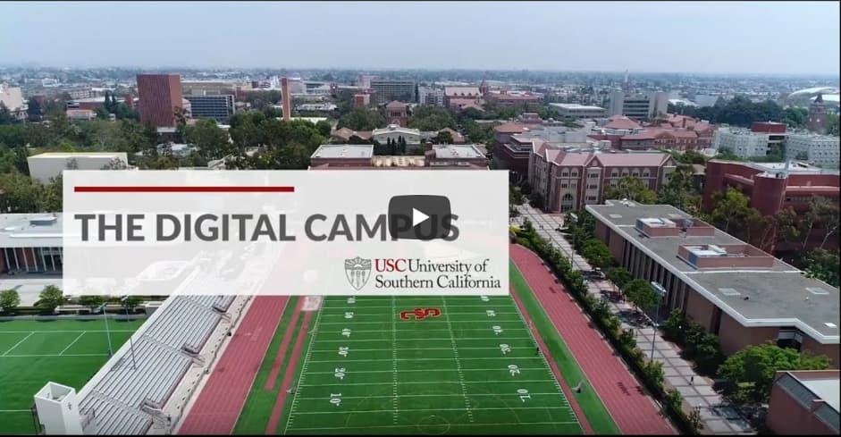 在线教育时代,信息技术迅速推进USC大家庭紧密相连-南加州大学中文官网