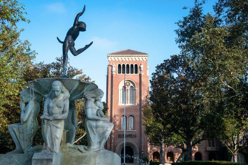 南加州大学在《华尔街日报》/《泰晤士报高等教育增刊》美国大学排名中名列第17位-南加州大学