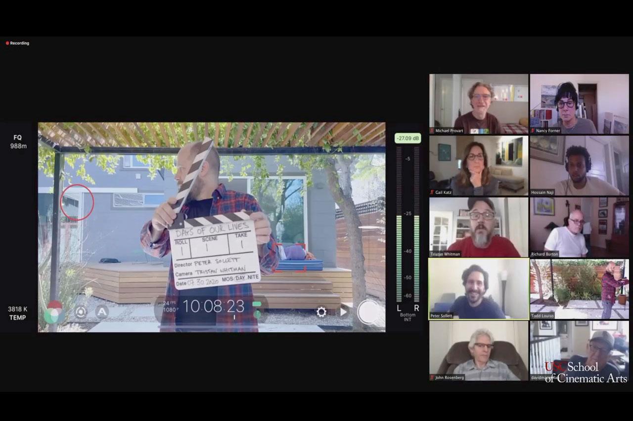 已转型为教授的前好莱坞电影制片人如何将虚拟电影制片带入南加大-南加州大学中文官网